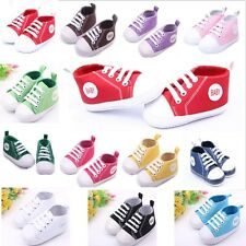 Healthy New Infant Baby shoes Toddler Sneakers Boy Girl Soft Sole Crib Shoes