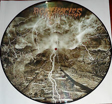 Agathocles - Black Clouds Determinate LP Picture Disc - New / Vinyl / Grindcore