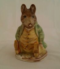 EARLY MR SAMUEL WHISKERS BEATRIX POTTER FIGURINE