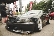 BMW E36 Convertible Overfenders Front+Rear Fitment Lab WideBody Drift - PHASE 2