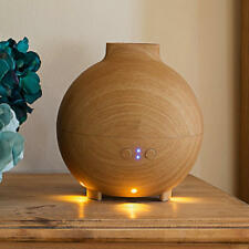 Pod Grain 600ML LED Aromatherapy Essential Oil Diffuser Mist Humidifier Cool