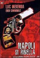 NAPOLI SI RIBELLA DVD Come Nuovo Ancora Sigillato Luc Merenda Editoriale