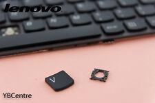 Replacement Single Key for Lenovo Z570 Z580 Z585 G575 G570 cap + clip + rubber