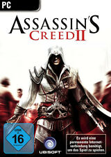 Assassin´s Creed II 2 - PC Uplay Key Download Code - Sofort per Email !