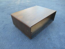 Stereo receiver wood cabinet scott fisher pilot sherwood lafayette mcintosh