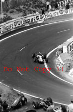 Jim Clark Lotus 25 Winner French Grand Prix 1965 Photograph 1