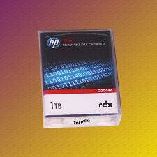 HP RDX 1 TB, Q2044A, Data Cartridge Speichermedium, NEU & OVP
