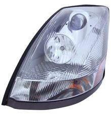 Volvo VNL Headlight LH Driver side by eagle eyes 2004-2015 chrome