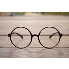 1920s Vintage eyeglasses oliver Round retro round 04R85 Brown frames peoples IE