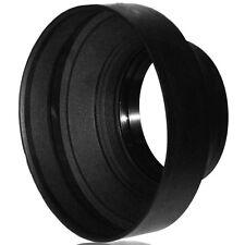 Agfa 67mm Heavy Duty Rubber Lens Hood - APSLH67