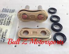 530Z/3D/G-MLJ EK Gold Rivet Masterlink for Threed 3D Z 530 Pitch Chains Chain!