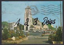 783Q)  AK    Creteil     Platz mit Kirche      Frankreich