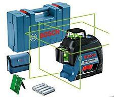 Bosch Professional Laser Level GLL 3-80 G Green laser