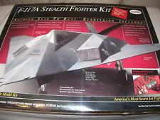 Vintage F-117A Stealth Fighter Kit 1/32 Scale Model Kit Testors