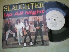 SLAUGHTER UP ALL NIGHT - EYE TO EYE 1990 ORIGINAL CHS 3556-1 CHRYSALIS REC. U.K