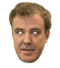 Jeremy Clarkson Celebrity 2D TESSERA PARTITO Face Mask Fancy Dress TV AUTO Presenter