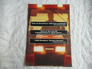 Case CASEIH 7210 7250 7230 7220 7240 magnum tractor brochure