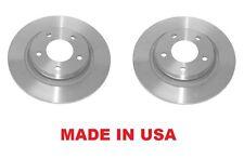 Disc Brake Rotors Rear For Mazda Miata 2006-2009  PAIR  MADE IN USA