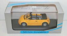 Voitures, camions et fourgons miniatures MINICHAMPS cars 1:43