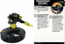 Heroclix 65 Venom cohete Canalón Tierra X Chase Raro monstruos