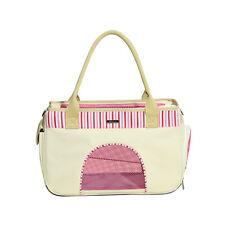 Pet Carrier Breathable Mesh Soft Sided Handbag Shoulder Bag Tote Bag for Dog New