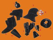 Latexsocken für trockene Füße ,1 Paar, Gr.L/XL