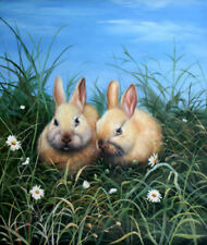 Realism Animals Art Paintings