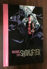 SHOPLIFTER Hardcover -- Michael Cho -- OOP HC