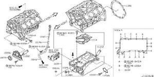 Nissan/INFINITI 15066-AR000 Seal O Ring. .