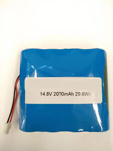 Li-ion Battery For Ozroll Battery 15.920.530 Remote Controller 14.8V 18650 Eport