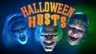 NEW Full Halloween Hosts AtmosFX Halloween Holiday Decorations 2021