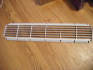 AMANA  PTAC FRONT DISCHARGE GRILLE  # 0161P00048
