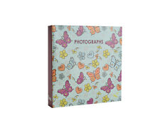 Photo Album Slip In Case Memo Photograph For 200 x 4 x 6'' picture, Butterflies