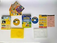 Game Cube -- Pokemon Channel & Expansion Pack -- Nintendo GC. JAPAN GAME