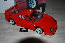 Ferrari F40 red K55 1/8 Pocher SEE INFO IN TEXT USED