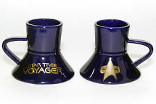 Tumble not mug  Star Trek Voyager Communicator - Tasse Rarität neu