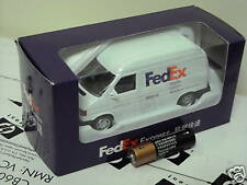 Car/Vehicel (Decorative Toys): Fedex Delivery Van-Offical released by Fedex (Promotional item), Non Scale