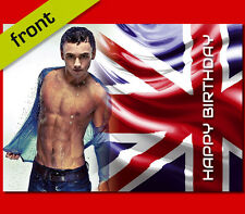 TOM DALEY Autograph BIRTHDAY Card Reproduction Including Envelope 210x148mm