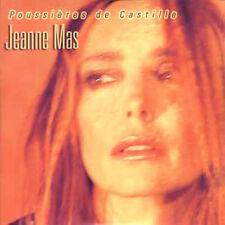 CD single Jeanne MAS Poussieres de castille ++ RARE ++ NEUF