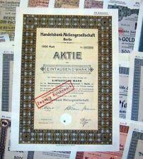 374 verschiedene HWPs aus Berlin 1923-1944 deko