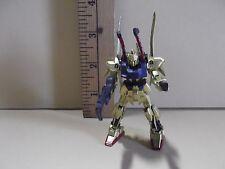 "DX.3 MSN-100 Gundam 3""in Figure Gold Color Bandai 2003"