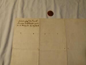 GENUINE Antique 1774  - 1778 Accounts SCHOOL BOOKS #A32