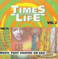 Times Of Our Lives Vol.2 (1965-1970) - Various Artists (1993 CD Album)