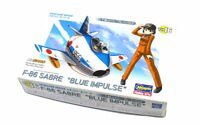 Hasegawa Aircraft Model Eggplane Series F-86 SABRE Implulse TH16 60126 H0126