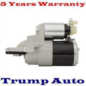 Starter Motor Mazda CX-7 ER engine L3VDT 2.3L Turbo Petrol 06-12