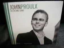 John Proulx Moon and Sand  2006 CD sealed new  Jazz