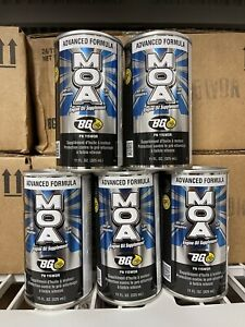 (5)  BG ADVANCED FORMULA MOA OIL SUPPLEMENT PN 115 Same Day Shipping 5 Cans
