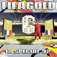 FIFA 20 Ultimate Team 🔥 1x Special Player 92+ card 🔥 Coin Value 🔥 PS4