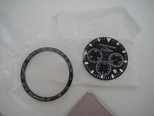 PORSCHE DESIGN DIAL  FOR LIMITED EDITION BLACK 911 FOR P6000 NEW NOS