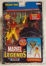Marvel Legends PYRO action figure MOC 2006 X-Men XMen Onslaught Super Poseable